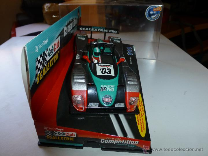 Scalextric: Ref.6134 Lemans Competition Team 2003 - Foto 3 - 49457104