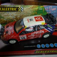 Scalextric: REF.6151 CITROEN XSARA WRC SUECIA. Lote 49457477