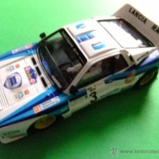Scalextric: SCALEXTRIC - COCHE LANCIA RALLY 037 SIN MOTOR. Lote 49540920