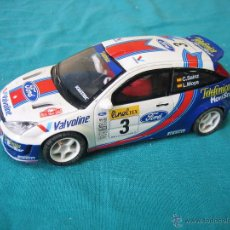 Scalextric: COCHE SCALEXTRIC. FORD FOCUS. Lote 49715408