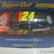 Scalextric: SUPERSLOT CHEVROLET IMPALA SS. Lote 73089537