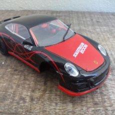 Scalextric: COCHE SCALEXTRIC. PORSCHE 911 GT3 CUP. SCALEXTRICLUB 2008. SCX EDICIÓN ESPECIAL. Lote 50779756