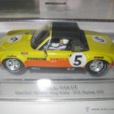 Scalextric: PORSCHE 914/6 GT Nº5 DE DAYTONA 1972 DE SRC. Lote 218143430