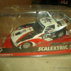 Scalextric: MERCEDES SLS GT3 TORIL SCALEXTRIC REF. A10202S300. Lote 51376996