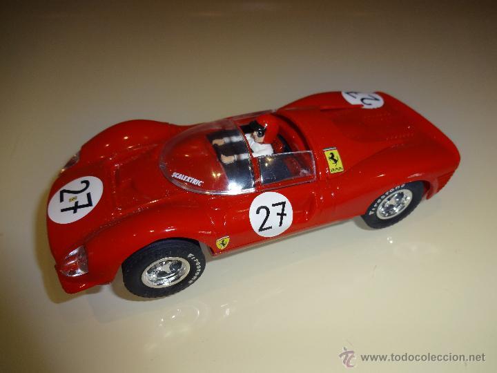 SCALEXTRIC. ALTAYA. FERRARI GT 330. (Juguetes - Slot Cars - Scalextric Tecnitoys)