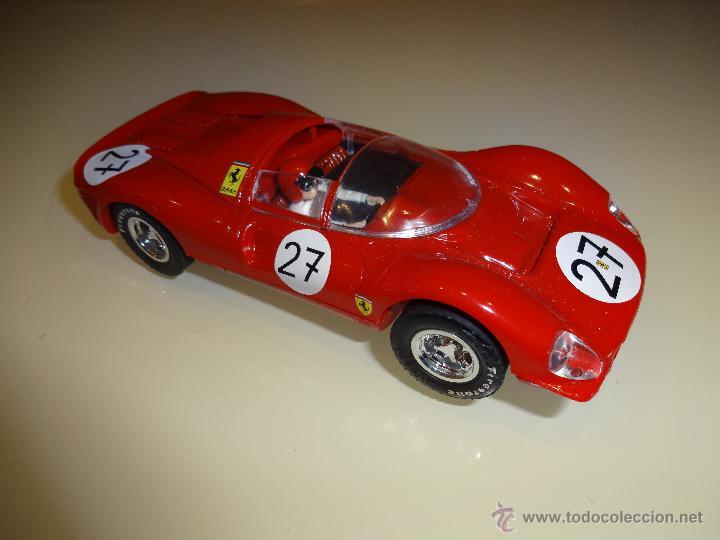 Scalextric: SCALEXTRIC. Altaya. Ferrari GT 330. - Foto 2 - 166654333