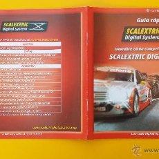 Scalextric: CATALOGO SCALEXTRIC DIGITAL 2003. Lote 53499549