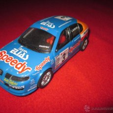 Scalextric: SEAT LEON. Lote 54087004