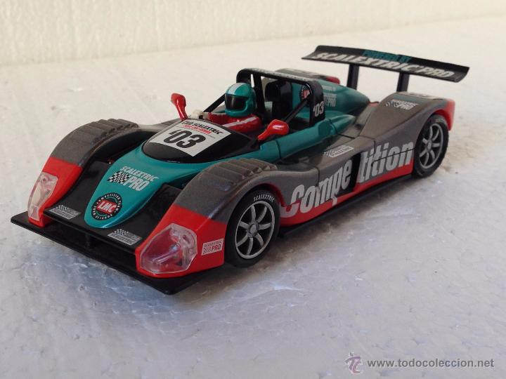 SCALEXTRIC LMC COMPETITION CLUB 2003 (Juguetes - Slot Cars - Scalextric Tecnitoys)