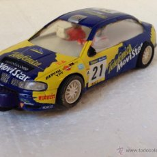 Scalextric: SCALEXTRIC SEAT CORDOBA WRC TELEFONICA MOVISTAR. Lote 54470890