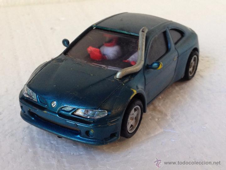 SCALEXTRIC RENAULT MAXI MEGANE (Juguetes - Slot Cars - Scalextric Tecnitoys)