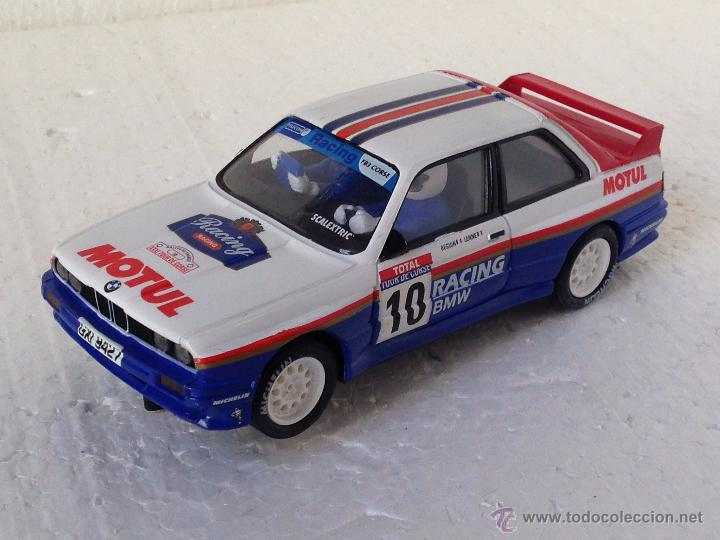 SCALEXTRIC BMW M3 RACING BEGUIN (Juguetes - Slot Cars - Scalextric Tecnitoys)
