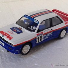 Scalextric: SCALEXTRIC BMW M3 RACING BEGUIN. Lote 106131470
