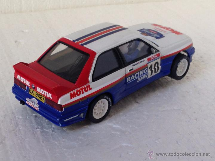 Scalextric: SCALEXTRIC BMW M3 RACING BEGUIN - Foto 2 - 106131470