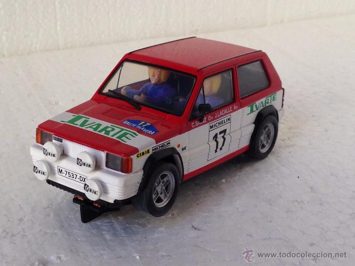 SCALEXTRIC SEAT PANDA SAINZ IVARTE (Juguetes - Slot Cars - Scalextric Tecnitoys)