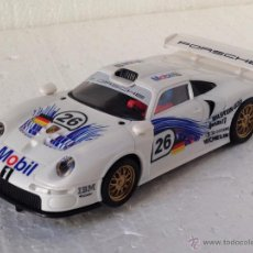 Scalextric: SCALEXTRIC PORSCHE 911 GT1 MOBIL. Lote 112074192