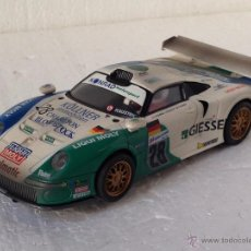 Scalextric: SCALEXTRIC PORSCHE 911 GT1 LIQUI MOLY. Lote 54538155