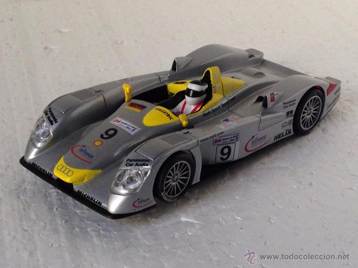 SCALEXTRIC AUDI R8 (Juguetes - Slot Cars - Scalextric Tecnitoys)