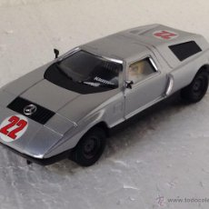 Scalextric: SCALEXTRIC MERCEDES C111 COLOR GRIS PLATA. Lote 112074140