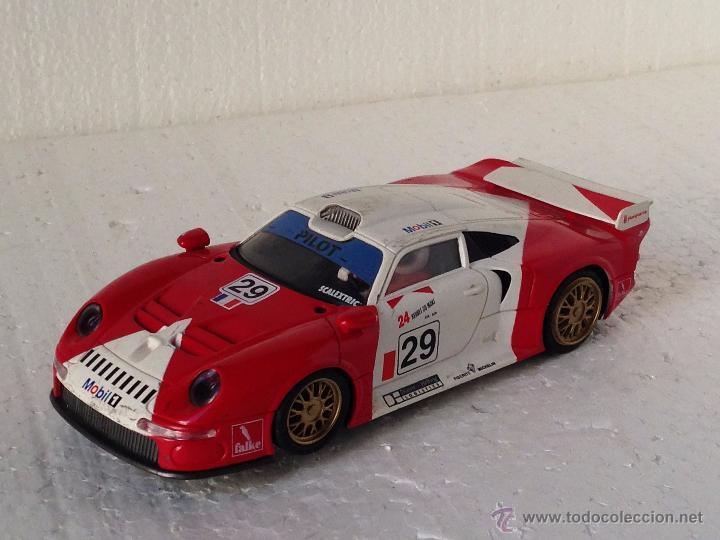 Scalextric: SCALEXTRIC PORSCHE 911 GT 1 - Foto 4 - 54557311