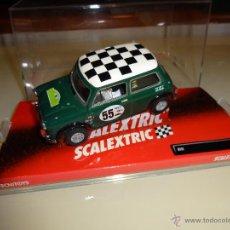 Scalextric: SCALEXTRIC. MINI VERDE. REF.6396. Lote 183438147