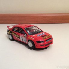 Scalextric: MITSUBISHI LANCER SCALEXTRIC. Lote 56556939