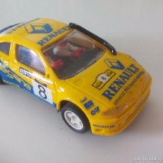 Scalextric: RENAULT MAXI MEGANE. COCHE SCALEXTRIC TECNITOYS. 8. Lote 57840777