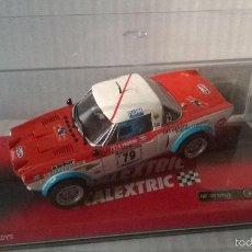 Scalextric: SCALEXTRIC FIAT 124 SPYDER REF.- 6377. Lote 58643058