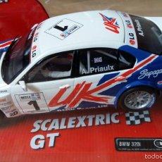Scalextric: BMW 320I WTCC. Lote 59169850