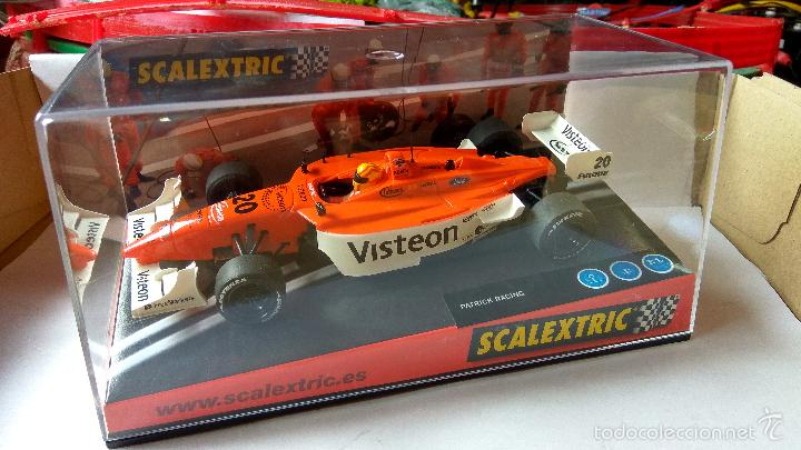 PATRICK RACING SERVIA SCALEXTRIC TECNITOYS REF. 6144 (Juguetes - Slot Cars - Scalextric Tecnitoys)