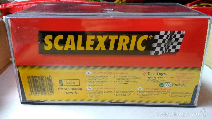 Scalextric: PATRICK RACING SERVIA SCALEXTRIC TECNITOYS REF. 6144 - Foto 2 - 60358207