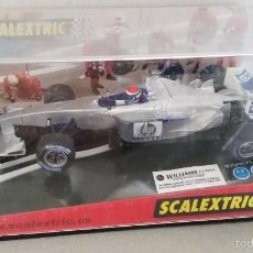 Scalextric: SCALEXTRIC TECNITOYS – BMW WILLIAMS FW23 TEST CAR 2002 – GENÉ (REF. 6108) – MARC GENÉ. Lote 60860291