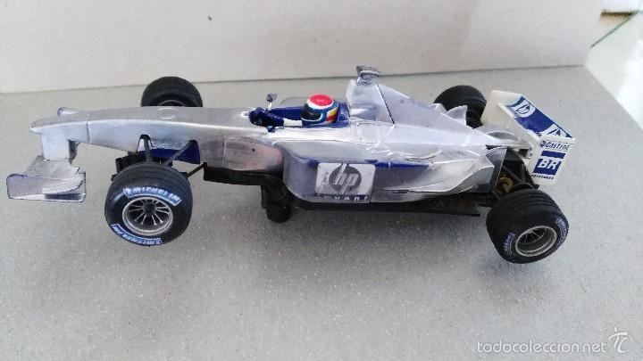 Scalextric: SCALEXTRIC TECNITOYS – BMW WILLIAMS FW23 TEST CAR 2002 – GENÉ (ref. 6108) – MARC GENÉ - Foto 2 - 60860291