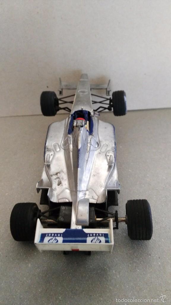 Scalextric: SCALEXTRIC TECNITOYS – BMW WILLIAMS FW23 TEST CAR 2002 – GENÉ (ref. 6108) – MARC GENÉ - Foto 5 - 60860291