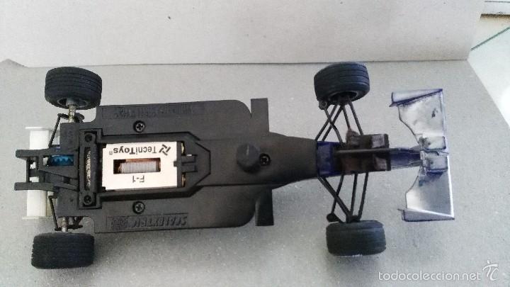 Scalextric: SCALEXTRIC TECNITOYS – BMW WILLIAMS FW23 TEST CAR 2002 – GENÉ (ref. 6108) – MARC GENÉ - Foto 6 - 60860291