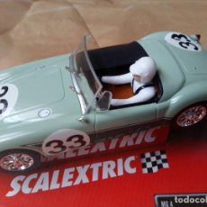 Scalextric: MG A LUND DE SCALEXTRIC. Lote 61767040