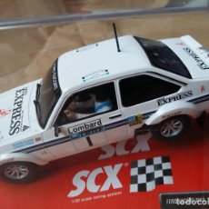 Scalextric: FORD ESCORT MKII DAILY EXPRESS DE SCALEXTRIC. Lote 134210533