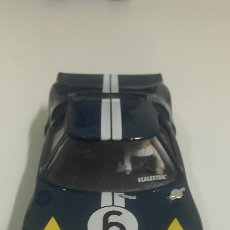 Scalextric: COCHE SCALEXTRIC FORD GT. Lote 62010207