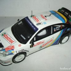 Scalextric: FORD FOCUS WRC SCALEXTRIC. Lote 62072416