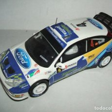 Scalextric: FORD FOCUS WRC SCALEXTRIC. Lote 62072504