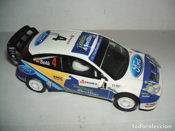Scalextric: FORD FOCUS WRC SCALEXTRIC - Foto 2 - 62072504