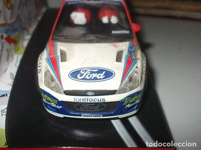 Scalextric: SACLEXTRIC FORD FOCUS EN CAJA BARATO VER DESCRIPCION - Foto 3 - 62206816