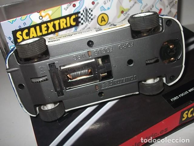 Scalextric: SACLEXTRIC FORD FOCUS EN CAJA BARATO VER DESCRIPCION - Foto 6 - 62206816