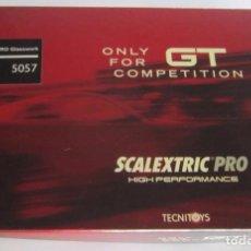 Scalextric: COCHE SCALEXTRIC PRO, TECNITOYS, AUDI R8 PRO GLASSWORK, REF 5057, EN CAJA. CC. Lote 62492148