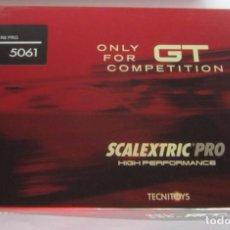 Scalextric: COCHE SCALEXTRIC PRO, TECNITOYS, AUDI R8 PRO, REF 5061, EN CAJA. CC. Lote 62494328