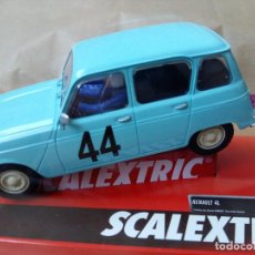 Scalextric: RENAULT 4L 1963 -MONTECARLO- DE SCALEXTRIC. Lote 154931937