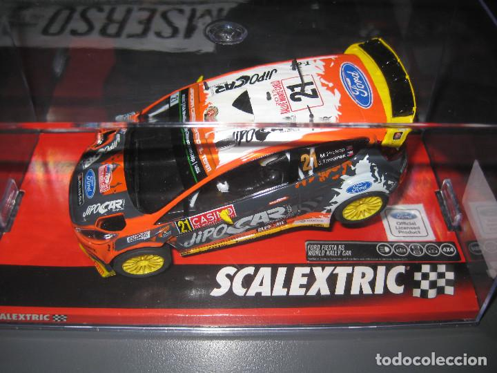A10216S300 - FORD FIESTA RS WRC PROKOV DE SCALEXTRIC (Juguetes - Slot Cars - Scalextric Tecnitoys)