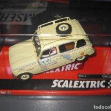 Scalextric: OFERTA - A10221S300 - RENAULT 4L TIERRA DE FUEGO DE SCALEXTRIC. Lote 141323610