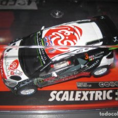 Scalextric: A10217S300 - CITROEN DS3 WRC RALLY PORTUGAL DE SCALEXTRIC. Lote 141505610