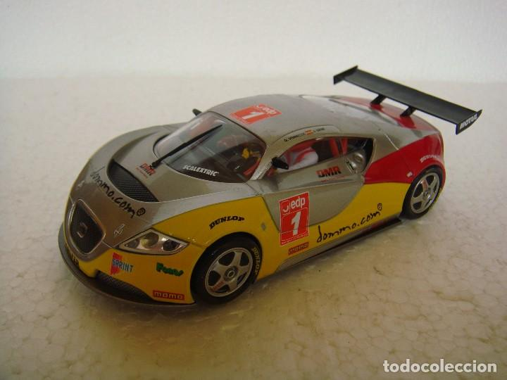 SCALEXTRIC SEAT CUPRA GT DOMMO REF. 6184 (Juguetes - Slot Cars - Scalextric Tecnitoys)